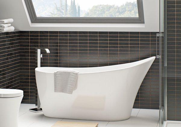Mode Hardy freestanding bath