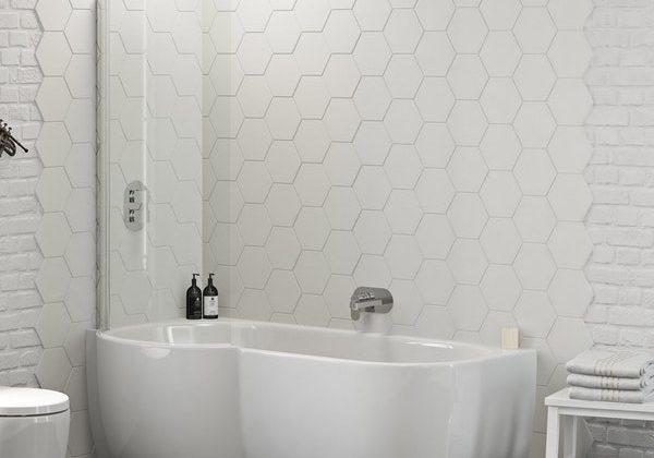 Mode Harrison shower bath